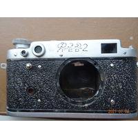 Фотоаппарат ФЭД-2 на запчасти