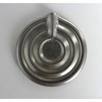 Раритет. Сторож для молока, СССР, нержавейка, 7,8 см в диаметре.