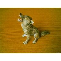 Волк (wolf,  lupo, el lobo). Bullyland