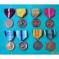 Медали США.