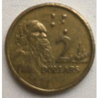 2 доллара 2002 Австралия