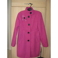 Пальто деми для девочки GLAMOUR STYLE, рост 146