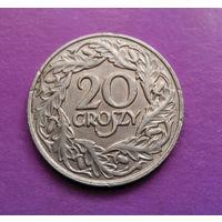 20 грошей 1923 Польша #05