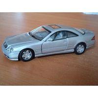 Mercedes Benz CL 500 Cararama Hongwell 1:43