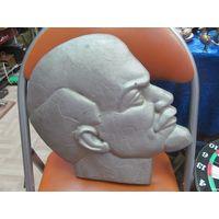 Большой барельеф-накладка Ленин.