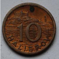 Словакия, 10 геллеров 1939 г.
