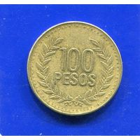 Колумбия 100 песо 2006