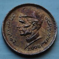 Пакистан, 1 рупия 2006 г
