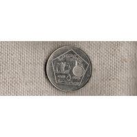 Сирия 5 фунтов 2003(Ab)