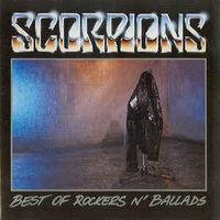 Scorpions Best Of Rockers N' Ballads