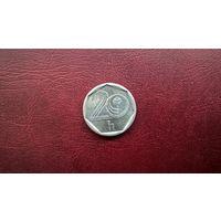 Чехия 20 геллеров, 1995