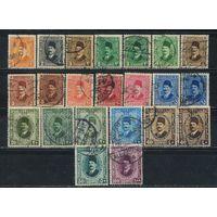 Египет Кор 1927 Фуад Стандарт #119-134
