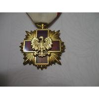 Польский крест 2 степени оригинал с 35 рублей