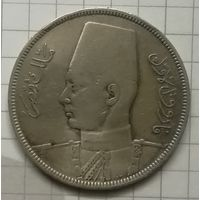 Египет 10 пиастр 1938 г