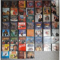 CD-диски фирменные (классическая музыка, европоп, диско) без коробок