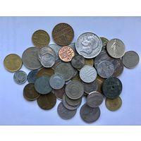 Сборный лот #1.0 - 50 монет, все разные, без СССР и СНГ