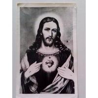 Иконка католическая-Пан Езус.