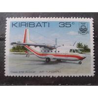 Кирибати 1982 Самолет**