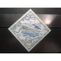 Монако 1964 гидросамолет**