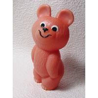 Мишка олимпийский-игрушка времён СССР-6
