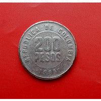 42-07 Колумбия, 200 песо 1995 г.