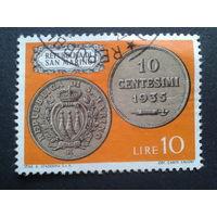 Сан-Марино 1972 монеты
