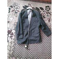 Пиджак гламурный 46-3