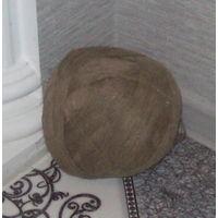 Старинный клубок льняных ниток 910 грамм