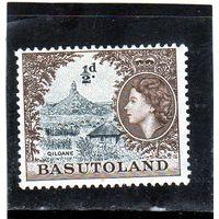 Британские колонии в Африке. Басутоленд.Ми-46.Килоан Хилл. 1954.