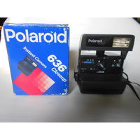 Фотоаппарат Polaroid 636 Closeup.