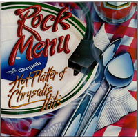 LP 'Rock Menu - Hot Platter of Chrysalis Hits' (запячатаны)