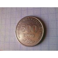 Вьетнам 500 донг 2003