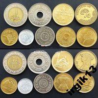 Египет. Набор 7 монет. UNC