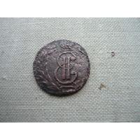 Полушка 1770 год R1 Сибирская монета