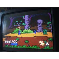 Картридж Sega/Сега 16 bit Стародел #3 в большом боксе