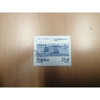 1982 река Висла (Польша) 1 марка