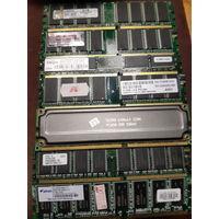 Оперативная память 512 Мб, 512 мб,512мб, 1 Гб, 1гб, 256мб, 256мб...