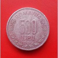 51-18 Румыния, 500 лей 1999 г.