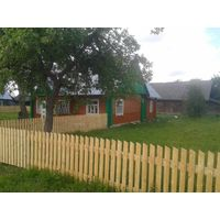 Дом в тихой деревушке