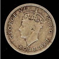 Фиджи 6 пенcов 1942 КМ#11a