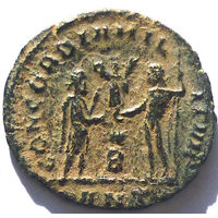 ДИОКЛЕТИАН (284-305 г.) АНТИОХИЯ. 296 г.