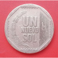 65-20 Перу, 1 соль 2004 г.