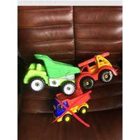 Машинки детские 2 Шт вместе автомобиль Яркие красочные Все как на фото