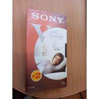 Новая видеокассета SONY. Самовывоз.