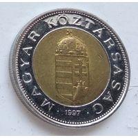 Венгрия 100 форинтов, 1997 3-11-8