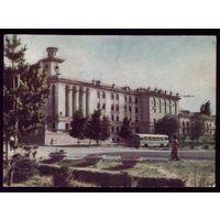 Казахстан Алма-Ата Здание высшей партийной школы