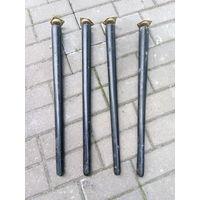 Ножки длинные для винтажного столика