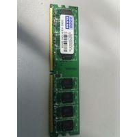 Оперативная память DDR2 1Gb GoodRam PC-5300 GR667D264L5/1G (907306)