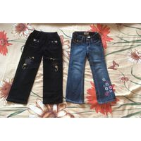 Брюки и джинсы р. 110-116