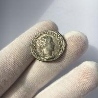 Рымскі Імпэратар Гардзіян ІІІ, Антанініян, Рым.